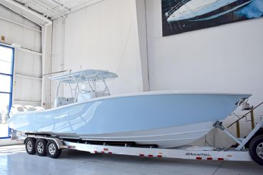 2020 Yellowfin 36 Center Console