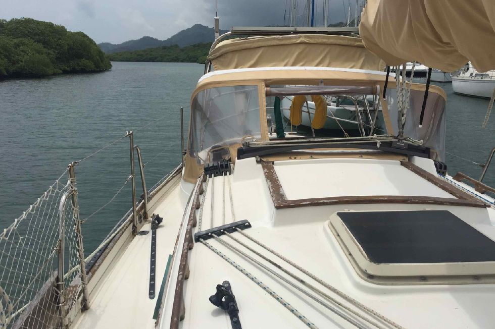 1989 Pacific Seacraft Crealock 34