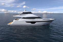 2021 Johnson 70' Skylounge Motor Yacht