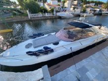 2000 Sunseeker Superhawk 40