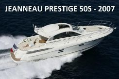 2007 Jeanneau Prestige 50 S