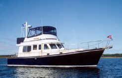 1992 Cape Dory 40 Explorer Flybridge Trawler