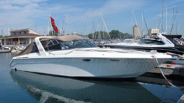 Sea Ray 380 Sun Sport 1993 Sea Ray 380 Sun Sport