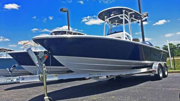 Sportsman Boats Masters 247