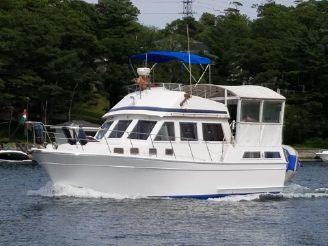 1986 Regency 36 Trawler