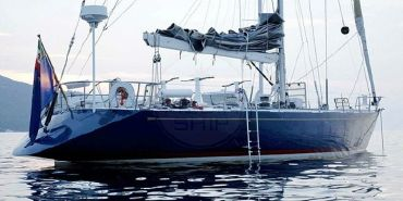 1983 Custom Newport Offshore Shipyard German Frers 59