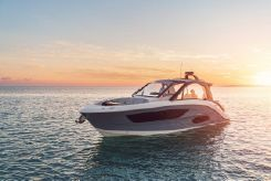 2022 Sea Ray 370 Sundancer Outboard