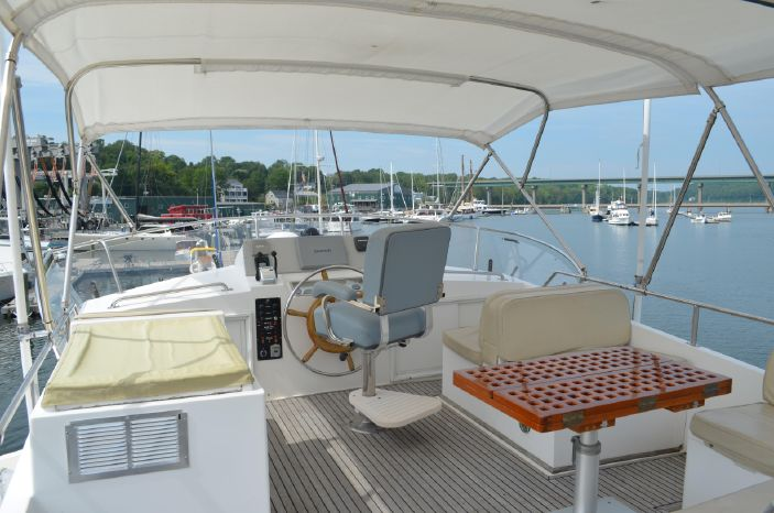 2000 Grand Banks BoatsalesListing Connecticut