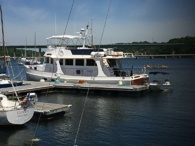 2000 Grand Banks For Sale Purchase
