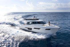 2022 Ferretti Yachts 500