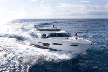 2021 Ferretti Yachts 500