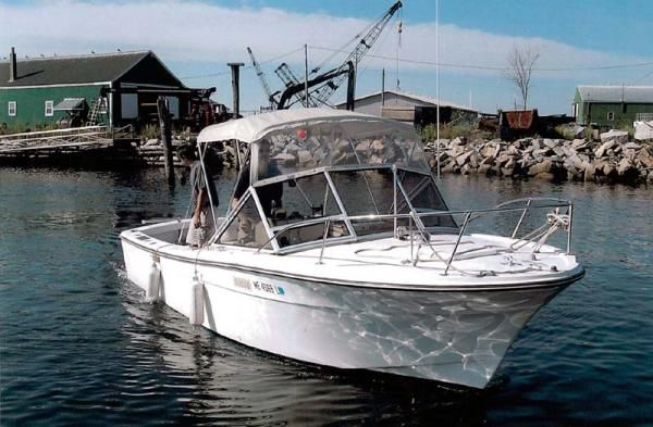 1980 Topaz Sport Fisherman 24 Boats for Sale - Yachting Solutions