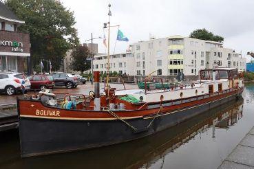 1922 Barge Beurtmotor