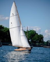 1925 Herreshoff S Boat