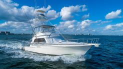 1989 Bertram Sport Fisherman
