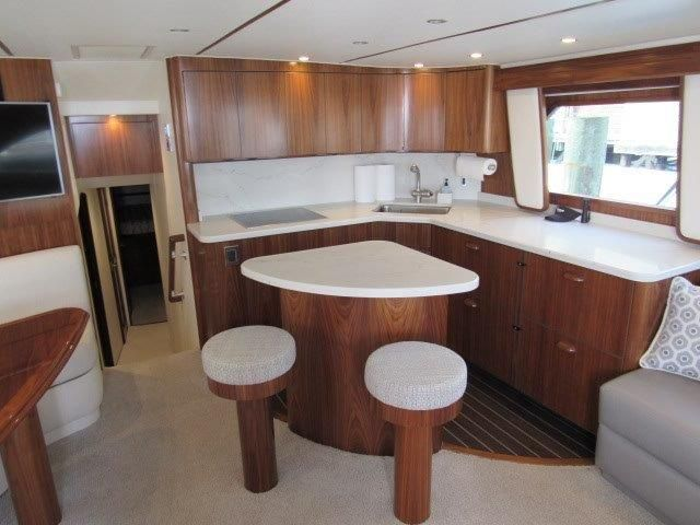 2019 Viking Convertible - Galley 1