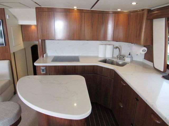 2019 Viking Convertible - Galley 2