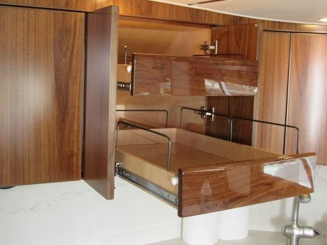 2019 Viking Convertible - Galley 4