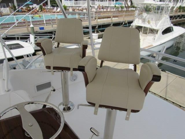 2019 Viking Convertible - Flybridge 6