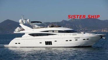 2009 Princess 85 Motor Yacht