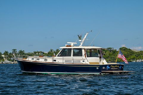 2006 Grand Banks 49 Eastbay HX