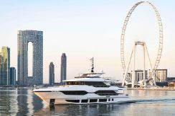 2022 Gulf Craft ONGOING BUILD - Majesty 120