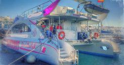 2001 Custom Commercial Catamaran Cala San Vicent