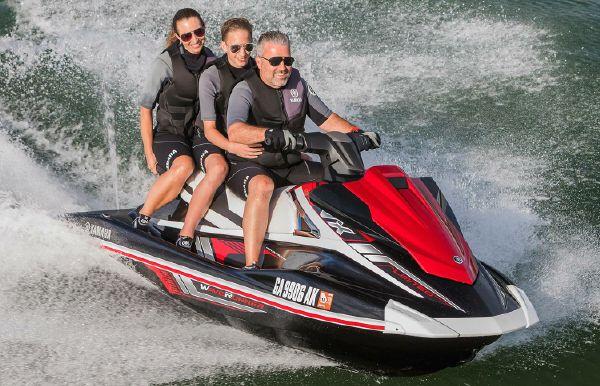 2018 Yamaha Waverunner VX Limited