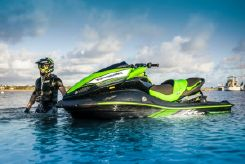 2021 Kawasaki Ultra 310R Arriving May