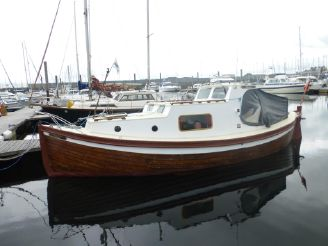 1941 Admiralty Converted Lifeboat