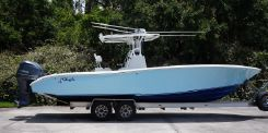 2001 Yellowfin 31