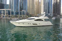 2007 Dominator 68 S Motor Yacht