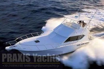 Hatteras 50 Convertible Sister Ship