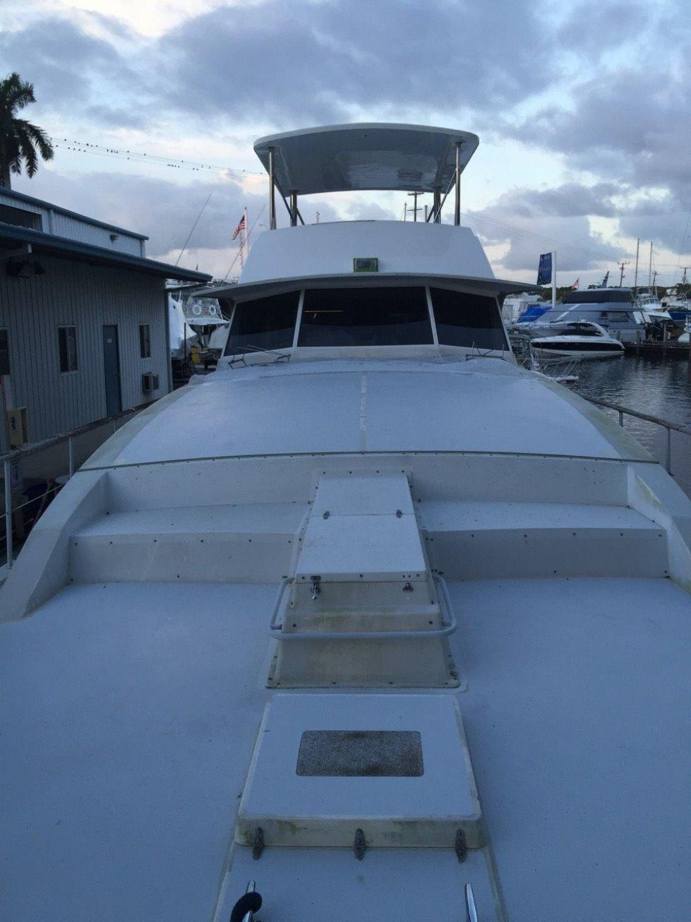 1977 Custom Bertram 71 Edwards Yacht Sales