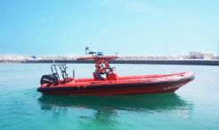 2020 Ocean Craft Marine 9.5M RHIB Professional Search and Rescue