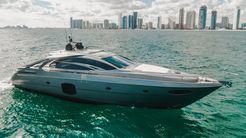 2015 Pershing 70 Motor Yacht