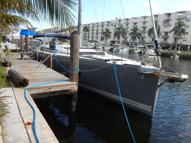 2014 Beneteau Broker Maine