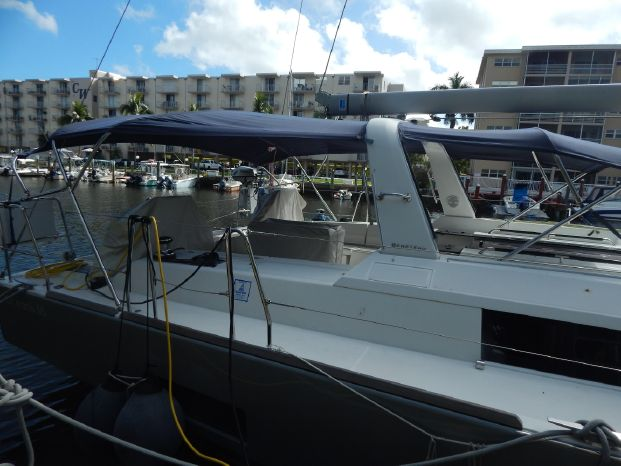 2014 Beneteau Broker New England