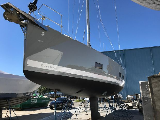 2014 Beneteau Brokerage Purchase