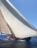 1898 Classic Craft 50 foot Gaff Rigged Sloop