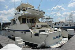 1975 Hatteras 58 Yachtfish