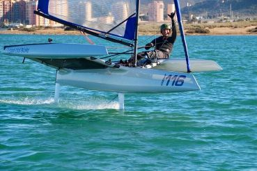 2020 Custom Foiling World F101