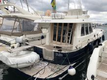 2018 Sasga Yachts Menorquin 42' Fly-bridge