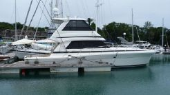 2001 Riviera 48 Enclosed Flybridge