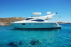 2005 Ferretti Yachts 590