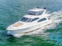 2007 Hatteras 64 Motor Yacht