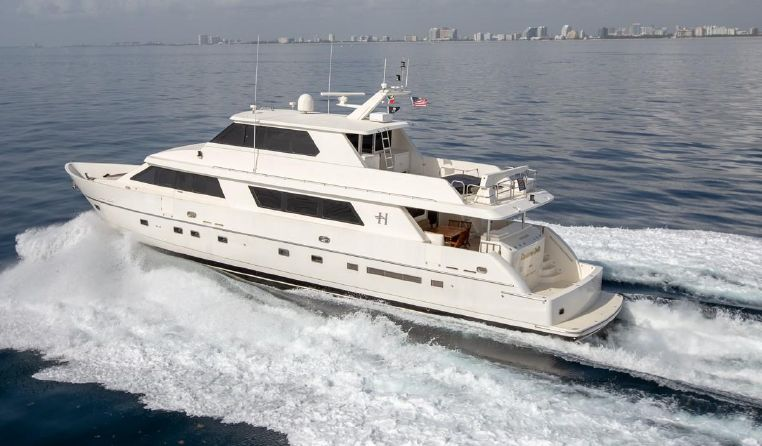 2001 Hargrave BoatsalesListing Purchase