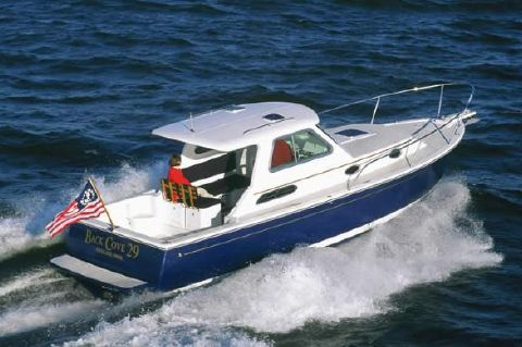 2005 Back Cove 29 - Manufacturer Provided Image