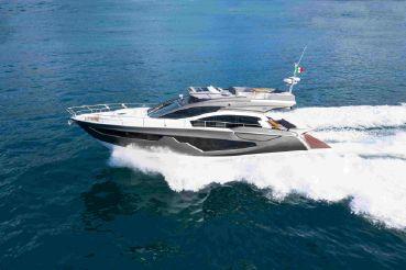 2019 Sessa Marine F54