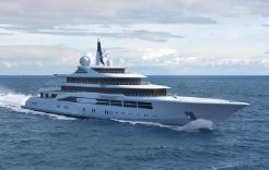 2021 German Built Yacht 101 m